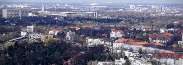 Вид с Радиобашни   Блог Berlin with Sense