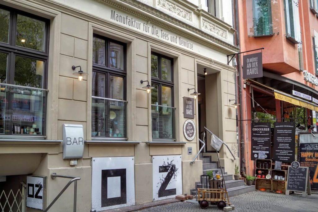 Мануфактурф масла | Блог Berlin with sense