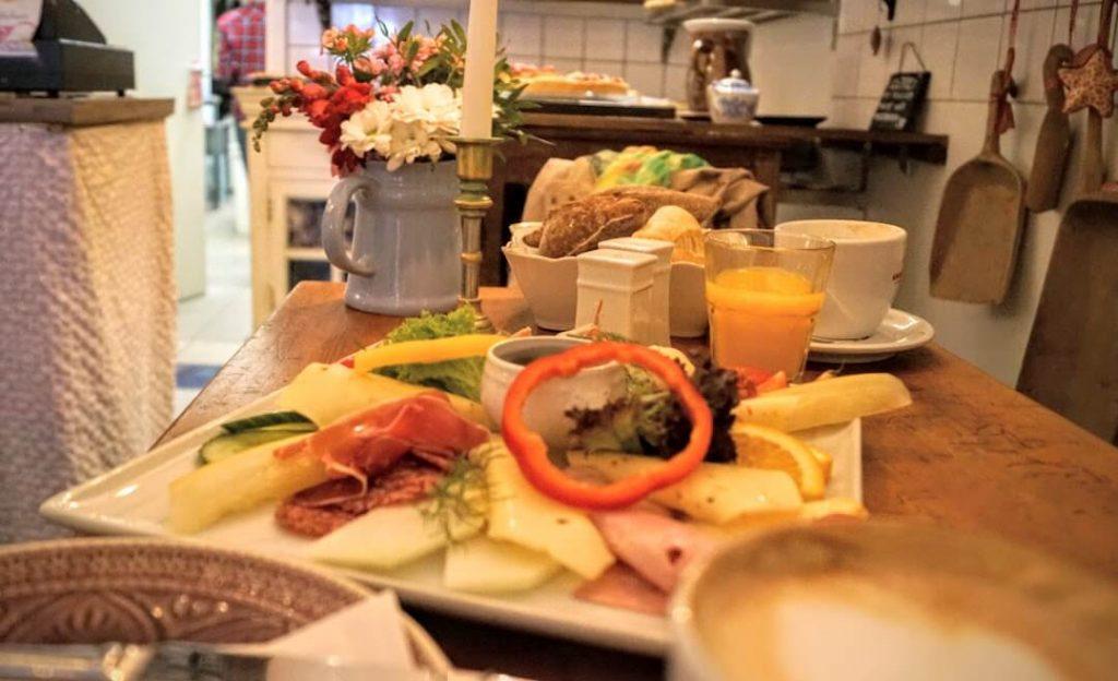 Завтрак Café 1900| Блог Berlin with sense