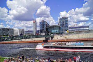 Центральный вокзал Берлина| Блог Berlin with sense