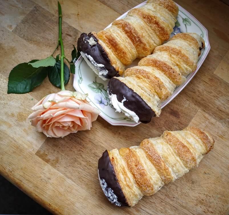 Пирожные Локоны Шиллера | Блог Berlin with sense