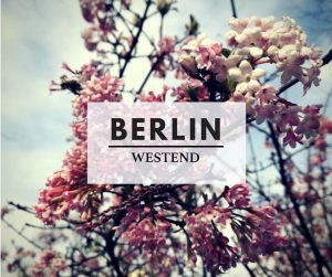 Westend | Berlin with sense