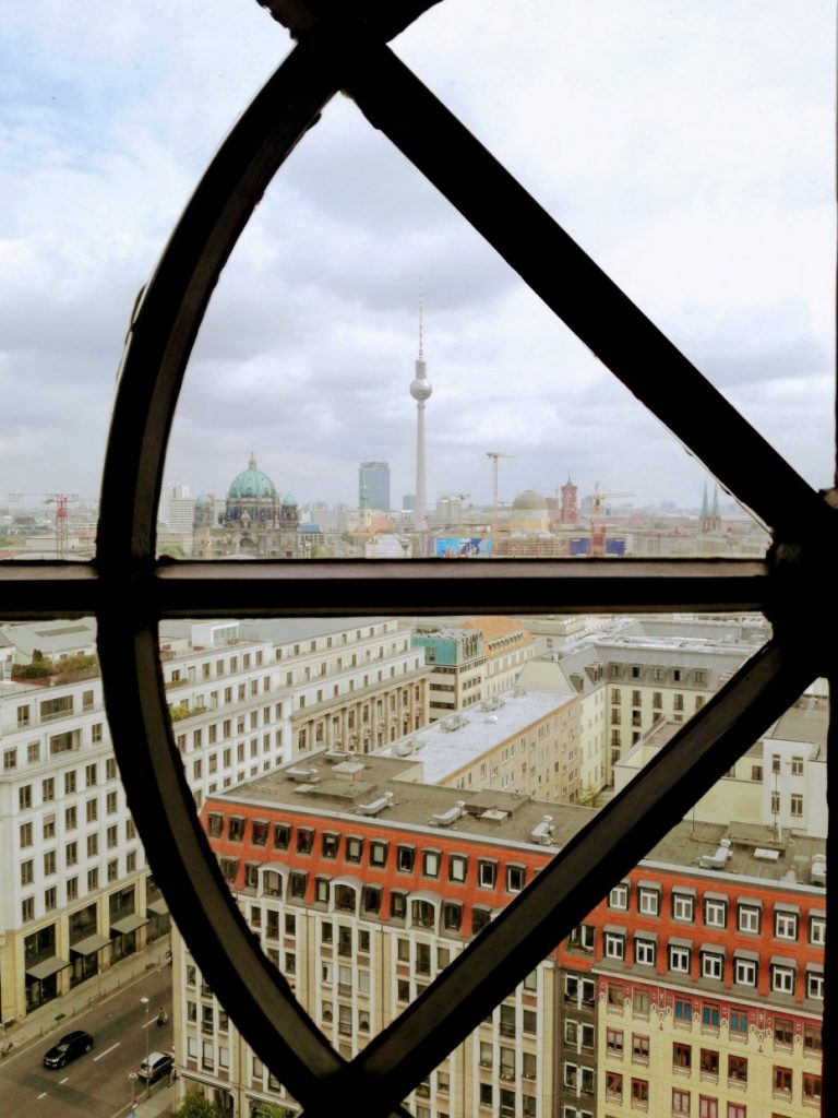 Берлин сверху | Блог Berlin with sense