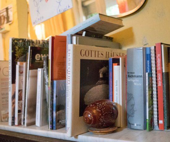 Кафе на кладбище | Блог Berlin with sense