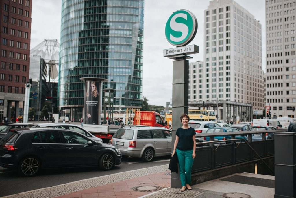Юлия Вишке — сомелье берлинских впечатлений