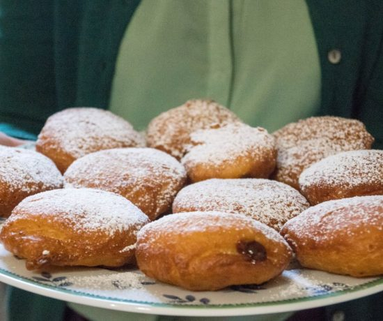 Берлинские пончики | Блог Berlin with sense