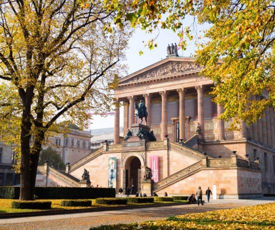 Старая национальная галерея Берлин | Блог Berlin with sense