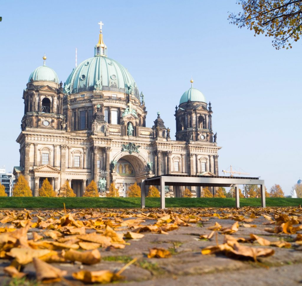Кафедральный собор Берлин | Блог Berlin with sense