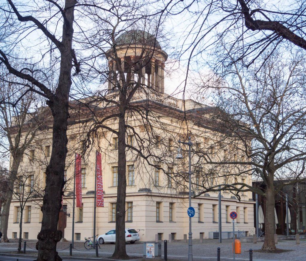 Музей Берггрюна | Блог Berlin with sense