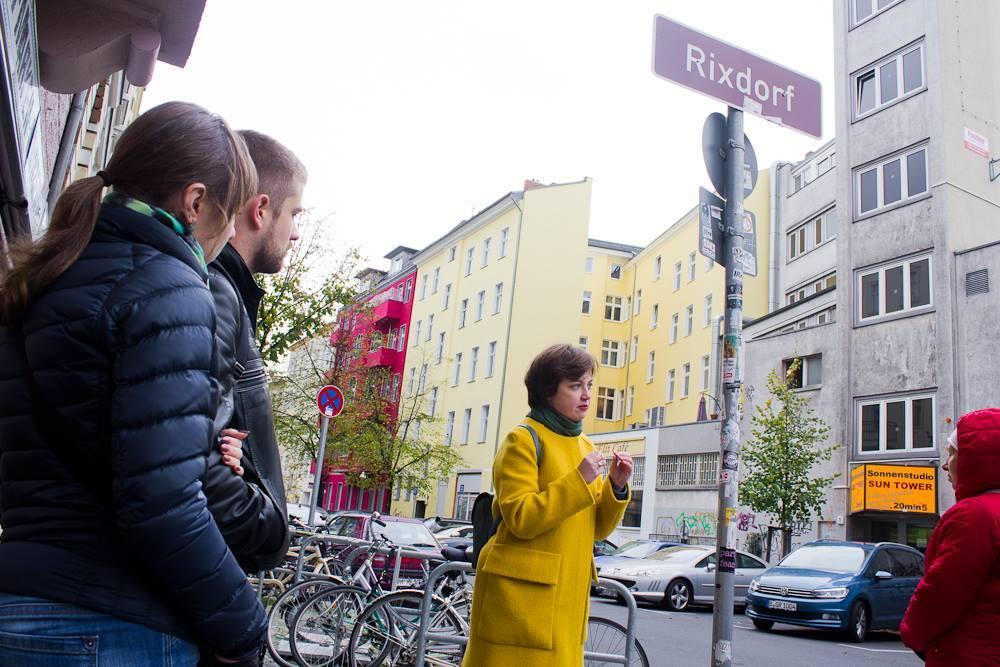 Авторская экскурсия по Берлину. Гид Юлия Вишке. Нойкельн