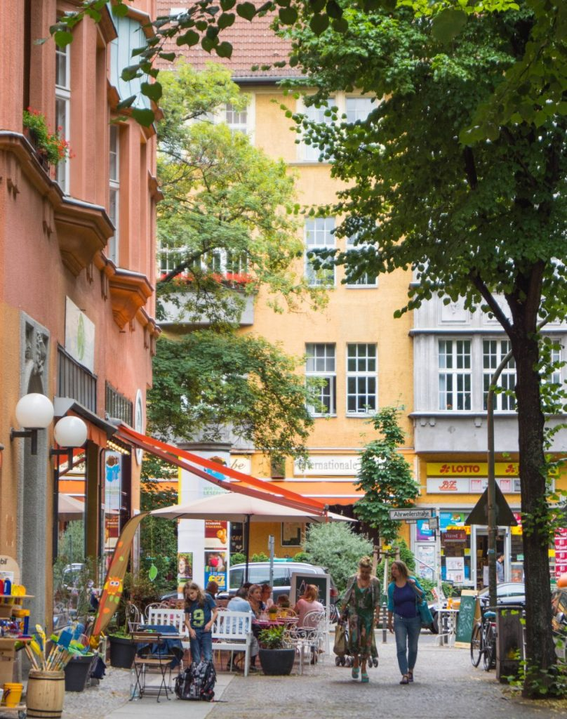 Квартал Рейнгау Берлин | Блог Berlin with sense