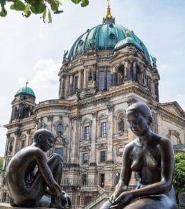 экскурсия по Берлину с рассказом о русских эмигранток. Берлинские женщины с Юлией Вишке