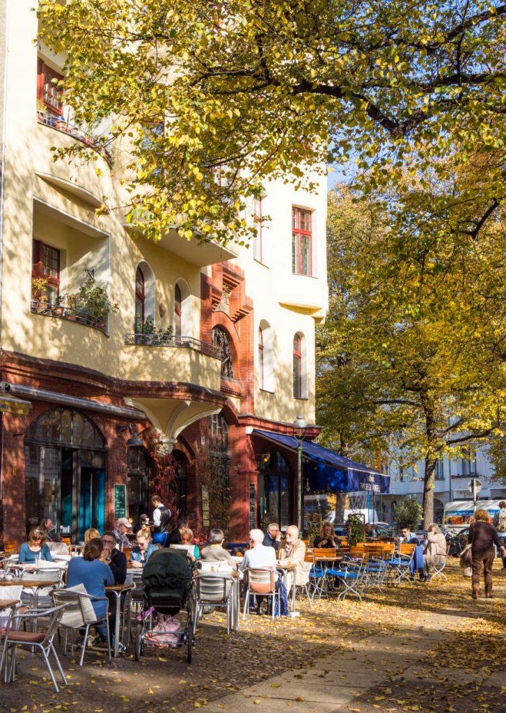 Кухня Берлина | Блог Berlin with sense