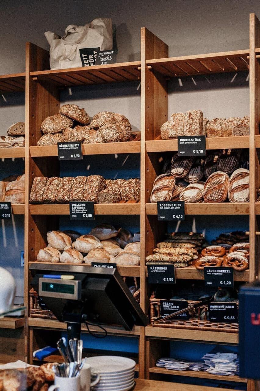 Хлеб | Блог Berlin with sense