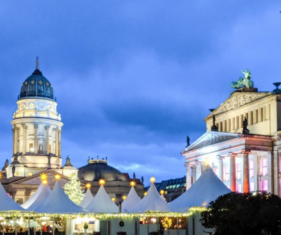 Рождественские рынки Берлина | Блог Юлии Вишке Berlin with sense